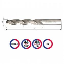 Wiertło NWKA 10,2mm INOX HSS-E
