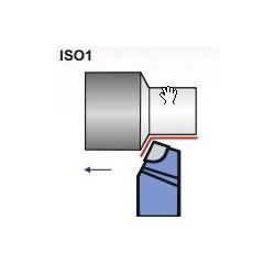 Nóż prosty ISO1 lewy NNZb 32x32 K20 H20